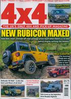4 X 4 Magazine Issue AUG 19