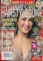 Sophisticates Hairstyle Guide Magazine Issue AUG 19