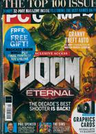 Pc Gamer Dvd Magazine Issue NO 334