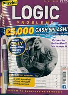 Puzzler Logic Problems Magazine Issue NO 419