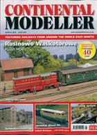 Continental Modeller Magazine Issue AUG 19