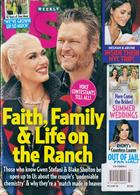 Us Weekly Magazine Issue 10/06/2019