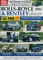 Rolls Royce Bentley Dri Magazine Issue JUL-AUG