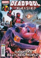 Deadpool Unleashed Magazine Issue NO 3