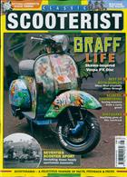 Classic Scooterist Scene Magazine Issue AUG-SEP