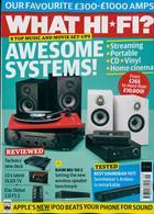 What Hifi Magazine Issue SEP 19
