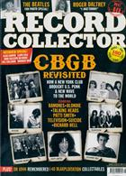 Record Collector Magazine Issue AUG 19