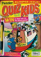 Puzzler Quiz Kids Magazine Issue NO 137