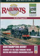 British Railways Illustrated Magazine Issue VOL28/11