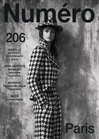 Numero Magazine Issue NO 206
