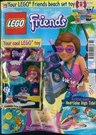 Lego Friends Magazine Issue NO 60