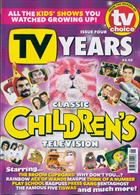 Tv Years Magazine Issue KIDS