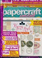 Papercraft Essentials Magazine Issue NO 175