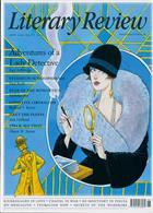 Literary Review Magazine Issue JUN 19