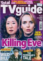 Total Tv Guide England Magazine Issue NO 24