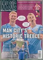 When Saturday Comes Magazine Issue JUL 19