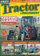 Tractor And Machinery Magazine Issue JUL 19