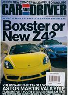 Car & Driver (Usa)  Magazine Issue JUN 19