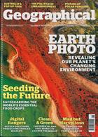 Geographical Magazine Issue AUG 19