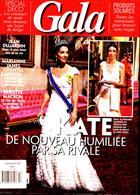 Gala French Magazine Issue NO 1357