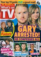 Whats On Tv England Magazine Issue 13/07/2019