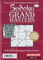 Sudoku Grandmaster Magazine Issue NO 170