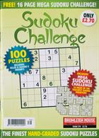 Sudoku Challenge Monthly Magazine Issue NO 179