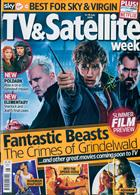 Tv & Satellite Week  Magazine Issue 13/07/2019