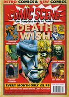 Comic Scene Magazine Issue NO 6