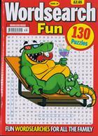 Wordsearch Fun Magazine Issue NO 39