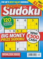 Everyday Sudoku Magazine Issue NO 162