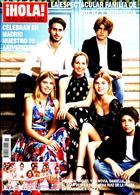 Hola Magazine Issue NO 3911