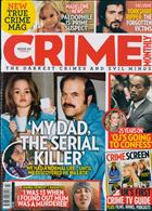 Crime Monthly Magazine Issue NO 3