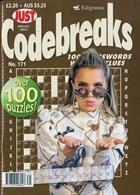 Just Codebreaks Magazine Issue NO 171
