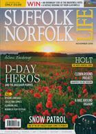 Suffolk & Norfolk Life Magazine Issue NOV 19