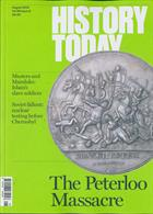 History Today Magazine Issue AUG 19