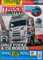 Truck And Driver Magazine Issue AUG 19