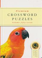 Premium Crossword Puzzles Magazine Issue NO 57