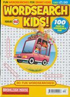 Wordsearch Kids Magazine Issue NO 40