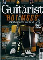 Guitarist Magazine Issue SUMMER