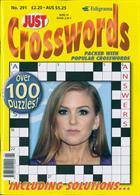 Just Crosswords Magazine Issue NO 291
