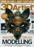 3D Artist Magazine Issue NO 135