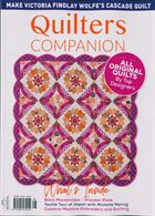 Quilters Companion Magazine Issue