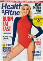 Womens Fitness Magazine Issue AUG 19