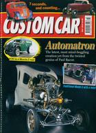 Custom Car Magazine Issue JUL 19