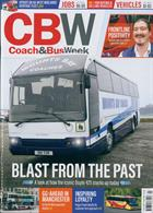 Coach And Bus Week Magazine Issue NO 1397