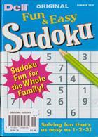 Original Sudoku Magazine Issue SUMMER