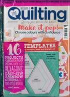 Love Patchwork Quilting Magazine Issue NO 75