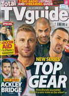 Total Tv Guide England Magazine Issue NO 25