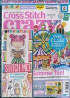 Cross Stitch Crazy Magazine Issue AUG 19